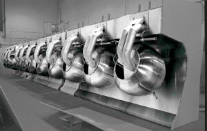 Conventional coating pans and systems